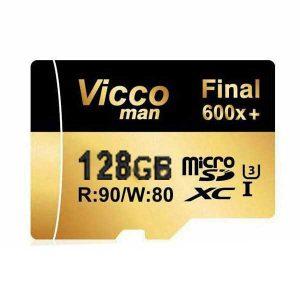 کارت حافظه microSDHC ویکومن مدل Final 600X ظرفیت 128 گیگابایت