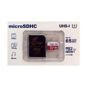 کارت حافظه microSDHC ویکومن مدل Extra 433X ظرفیت 32 گیگابایت