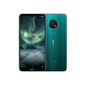 گوشی نوکیا مدل 7.2 با ظرفیت 128 رم 6 گیگابایت