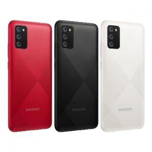 گوشی سامسونگ مدل Galaxy A02s با ظرفیت 32  و رم 3 گیگابایت