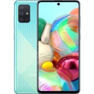 گوشی  سامسونگ مدل Galaxy A71 با ظرفیت 128 و رم 8 گیگابایت