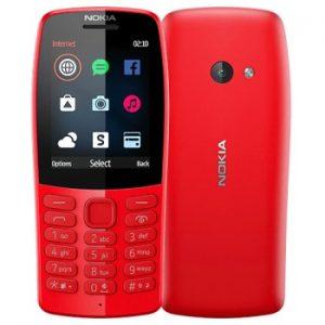 گوشی موبایل نوکیا مدل 210 دو سیم کارت با ظرفیت 16 مگابایت