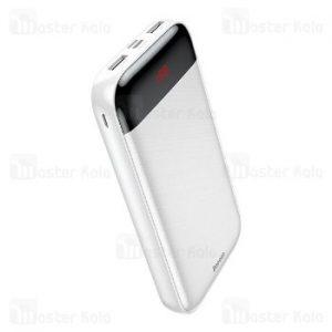 پاوربانک بیسوس مدل Mini Cu Digital Display PPALL-CKU01 با ظرفیت 20000 میلی امپر