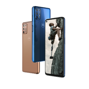 گوشی موبایل Motorola مدلMoto G9 plus دو سیم کارت با ظرفیت 128 گیگابایت