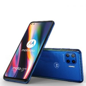 گوشی موبایل Motorola مدلMoto G 5g plus دو سیم کارت با ظرفیت 128 گیگابایت