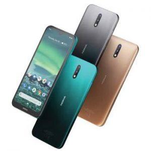 گوشی موبایل نوکیا مدل N 2.3 دو سیم کارت با ظرفیت 32 گیگابایت