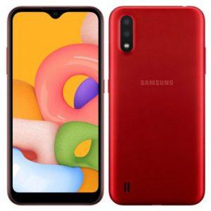 گوشی سامسونگ مدل Galaxy M01 با ظرفیت 32 رم 3 گیکابایت
