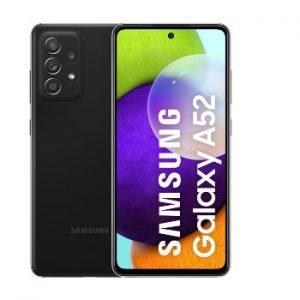 گوشی سامسونگ مدل Galaxy A52 با ظرفیت 256 رم 8 گیگابایت