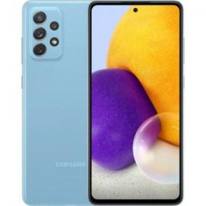گوشی سامسونگ مدل Galaxy A72 با ظرفیت 128 رم 8 گیگابایت