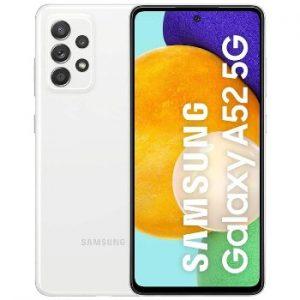 گوشی سامسونگ مدل GALAXY A52 5G با ظرفیت 256 و رم 8 گیگابایت